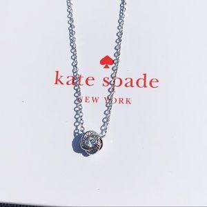 NWT Authentic Kate Spade Necklace